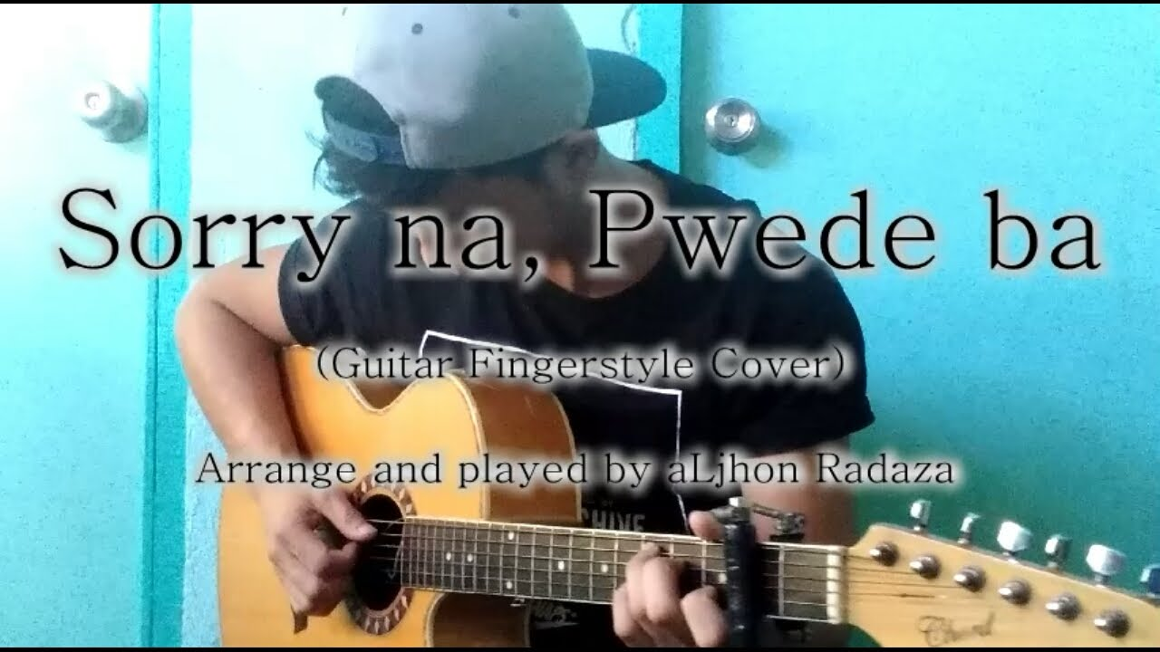 Sorry na tutorial guitar.