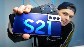 SEM RIVAL | SAMSUNG Galaxy S21 Ultra, Galaxy S21+ & S21 [UNBOXING]