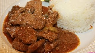 How To Make Beef Liver Stew   Episode 42