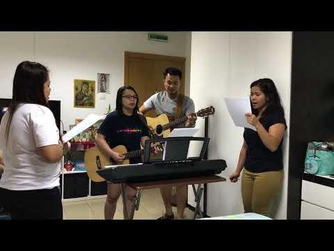 Let the Saints Be Joyful (Practice) - SFC 2A2 Musicmin Dubai
