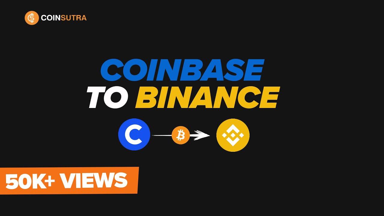 hogyan kell kereskedni a btc-t a coinbase-től a binance-hoz)