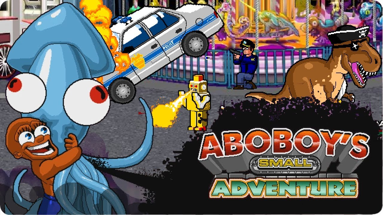 aboboys small adventure