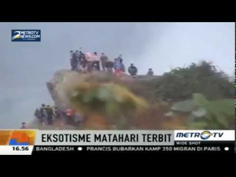 Gunung Budeg Tulungagung di metro tv