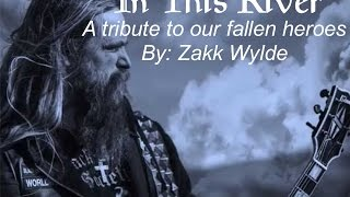 In This River - A tribute to our fallen heroes