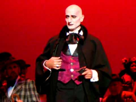 Gilbert & Sullivan, Ruddigore, John Nicholas Peters as Sir Despard Murgatroyd