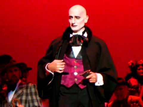 Gilbert & Sullivan, Ruddigore, John Nicholas Peters As Sir Despard Murgatroyd
