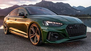 FINALLY! 2021 AUDI RS5 SPORTBACK - THE SUPER MODEL FACELIFT - Is it any better? In detail