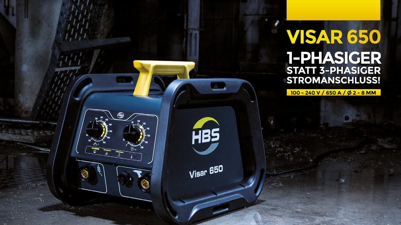 HBS is technology leader in nut and stud welding technology