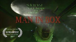 MAN IN BOX   Scary Short Horror Film   Screamfest