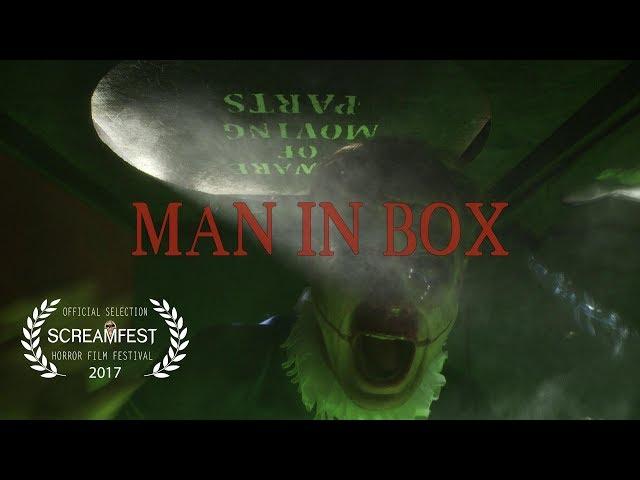 MAN IN BOX | Scary Short Horror Film | Screamfest