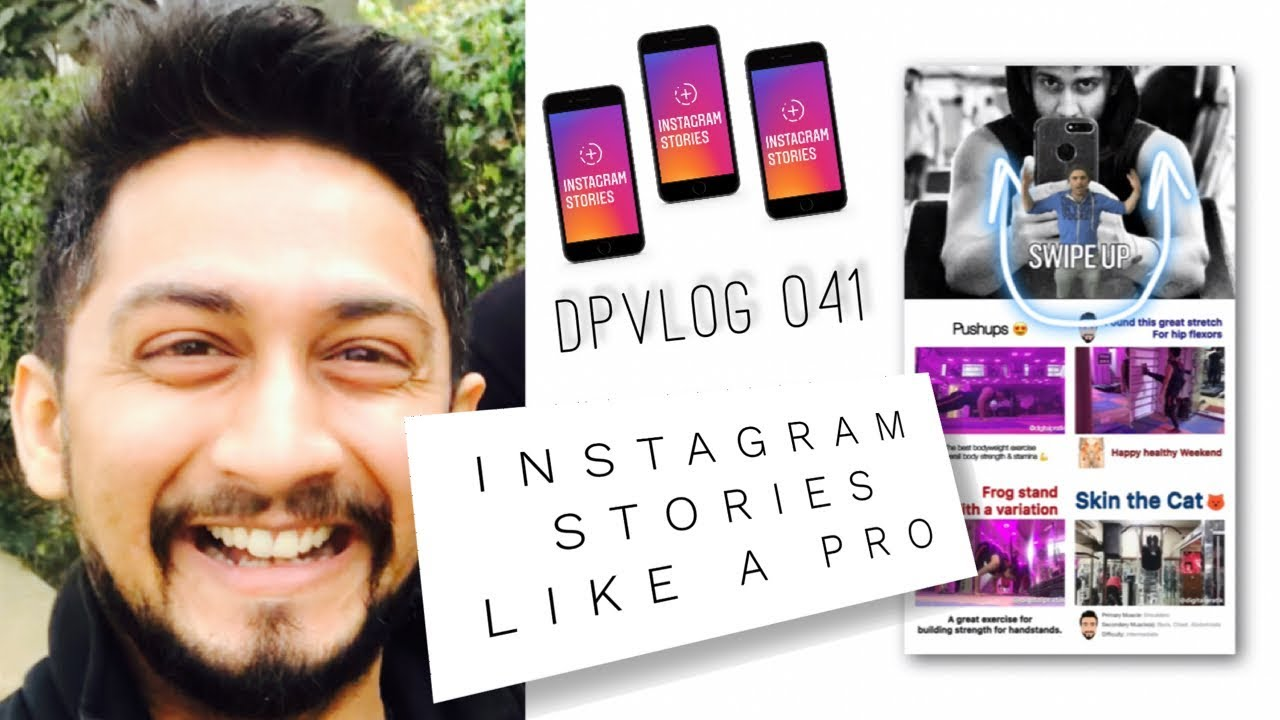 Unfold App Tutorial 2018: How I Edit My ^^ INSTAGRAM STORIES ^^ like PRO |  DPVLOG 041