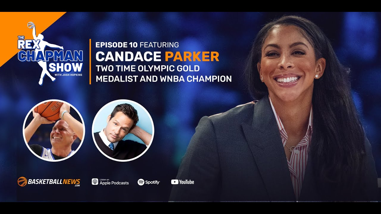 Candace Parker's Journey From Chicago to Chicago