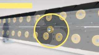 Brevetti Stendalto S p A    SNS Technology(Кабельные цепи Brevetti Stendalto -это надежная динамическая защита РВД, рукавов и шлангов, а так же кабелей от повр..., 2015-11-23T07:26:49.000Z)