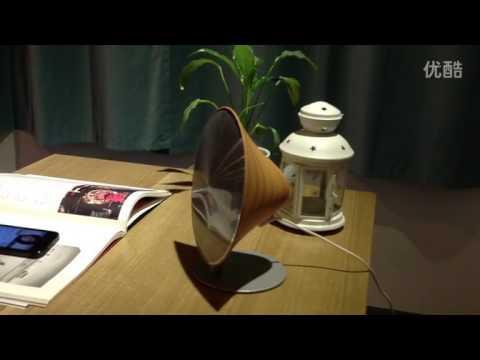 Unique Wooden Design HiFi NFC Bluetooth Speaker