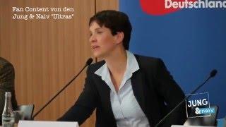 """Soundtrack der AfD: """"Wir sind deutsch, wir sind rechts, wir sind..."""" - Jung & Naiv: Ultra Edition"""
