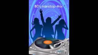 ユーロビート 80's nonstop-mix