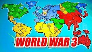 WORLD WAR 3 SIMULATOR! - Risk Factions