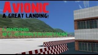 ROBLOX - Avionic Landing