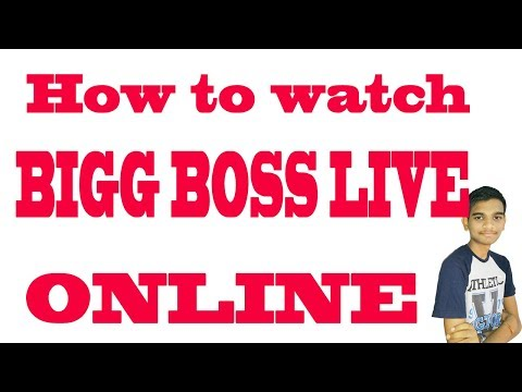 Bigg Boss Tamil Live Streaming Online