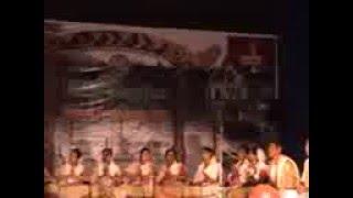 Dihanam by devotees of Srimanta Sankaradeva Sangha in Majuli Friendship Day