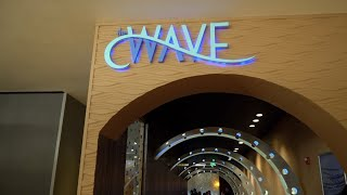 Dinner At The Wave...Of American Flavors & Shopping At Disney's Contemporary Resort