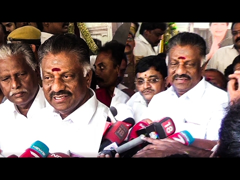 """TN people will close Sasikala's chapter"" 