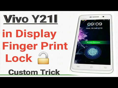 Repeat How to Remove VIVO Y21L Patten lock Password and FRP