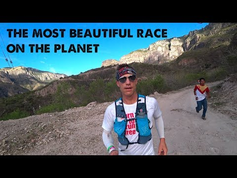 The Caballo Blanco Ultra Marathon 2018-I Ran 50 Miles in Jeans!