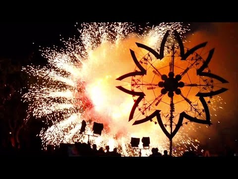 Malta Mechanised Ground Fireworks Festival 2017 - All Participants - Floriana, 29.04.2017
