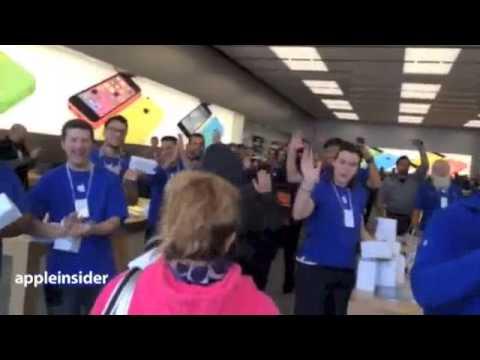 Nanuet Apple Store Grand Opening