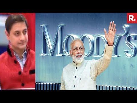 Economist Sanjeev Sanyal Speaks To Republic TV On #MoodysBacksModi | Exclusive