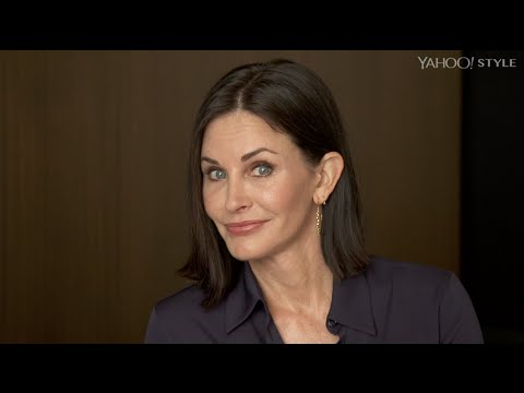 Courteney Cox: I Yahoo'd Myself