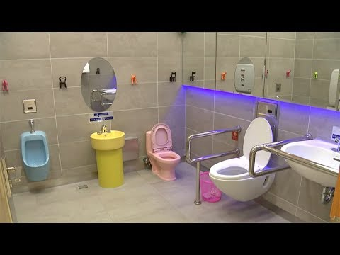 With technology, China continues its 'toilet revolution'