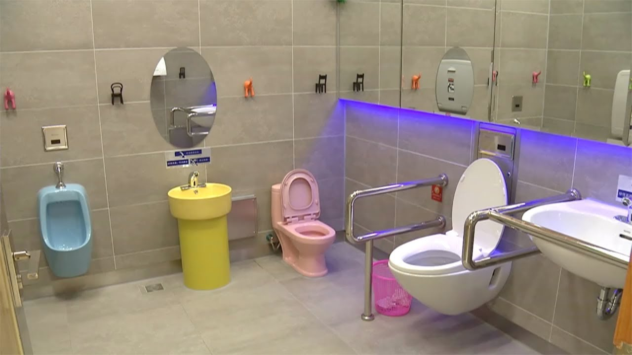 With Technology China Continues Its Toilet Revolution Youtube