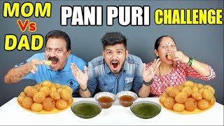 Types of Panipuri Eaters