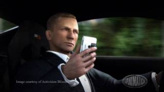 Quantum of Solace 007 Trailer