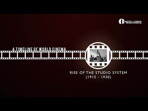 Film History: Rise of the Studio System - Timeline of Cinema Ep. 2