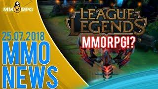 MMORPG od twórców League of Legends oraz.. - MMONews 25.07.2018