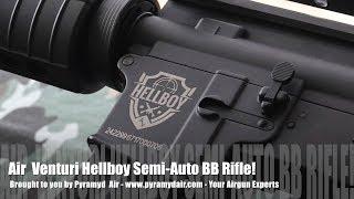 Hava Venturi Hellboy BB Tüfek! - Yarı Otomatik, Tam Metal Kopya Airgun! - AirgunWeb tarafından inceleme
