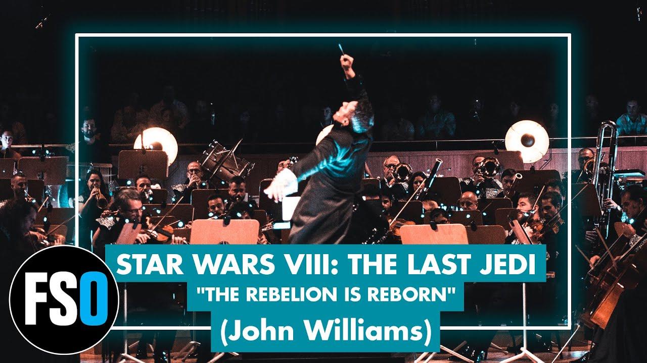 "FSO TOUR 2018-19 Official / ""The Rebellion is Reborn"" - Star Wars VIII: The Last Jedi (J. Williams)"