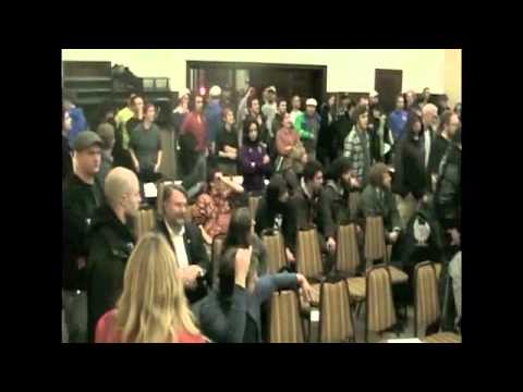 Jan. 6th Solidarity Meeting, Seattle Labor Temple (Part 4)