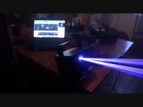 LaserWorld, Demonstration Tips and Advise.