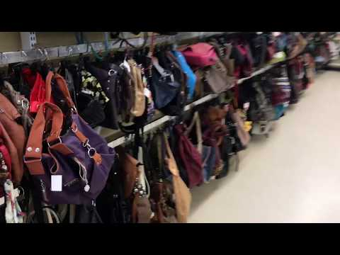 HUGE 50% OFF SALE AT THE THRIFT STORE  PART 1| VALUE VILLAGE