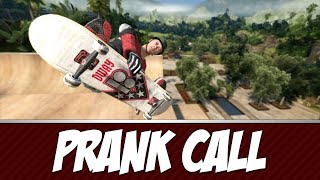 Creepy Robot Lady Prank Call Skate 3 With Subtitles Tell me What You Think