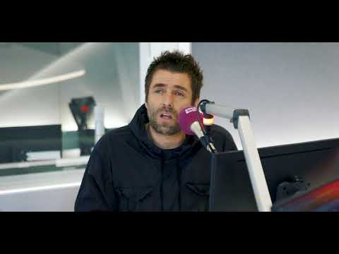 Liam Gallagher on Album Number 2, moving house, Ed Sheeran