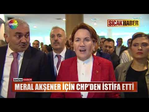 Meral Akşener için CHP'den istifa etti