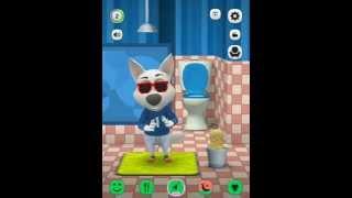 Говорящая Собака! Мой виртуальный питомец! Серия 12! Хлопающий щенок!