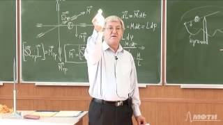 Механика - Основное соотношение гироскопии. Физический маятник