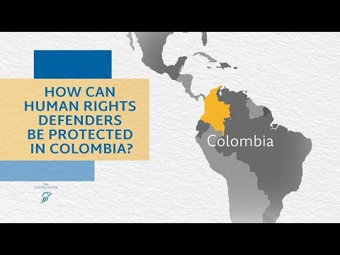 Human Rights in Colombia - WOLA