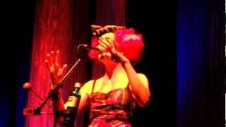 """Gabby Young and Other Animals, """"Neither the Beginning Nor the End"""", live at Nikolaisaal, Potsdam"""